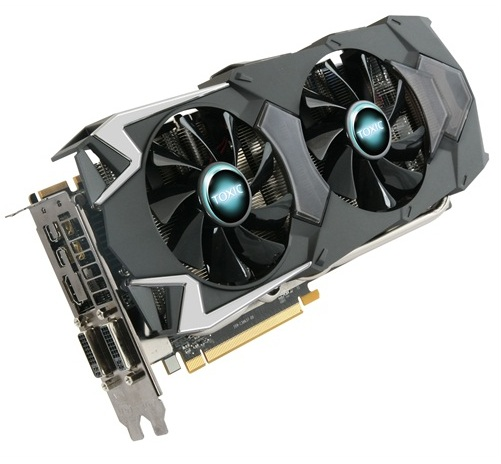 SAPPHIRE HD 7970 TOXIC Edition
