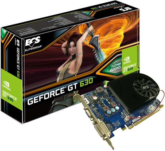 ECS GeForce GT 630