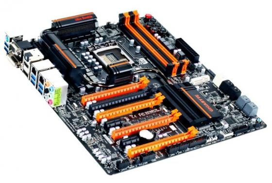 GIGABYTE GA-Z77X-UP7