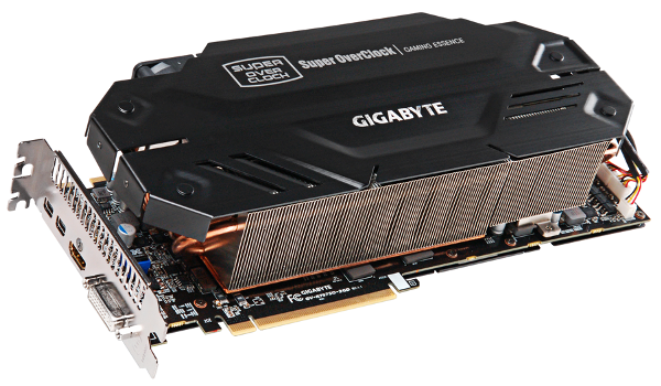GIGABYTE Radeon HD 7970 SOC (GV-R797SO-3GD)