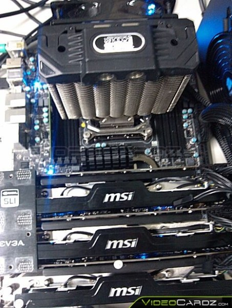 MSI GeForce GTX 660Ti Hawk