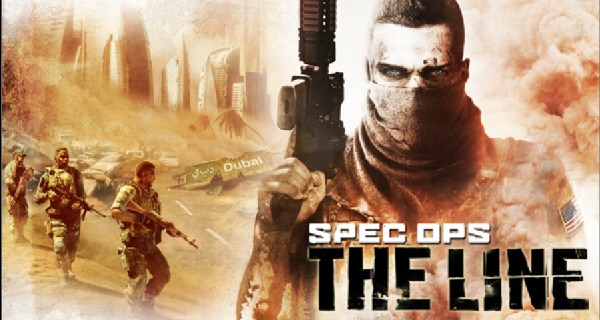 Spec Ops: The Line logo