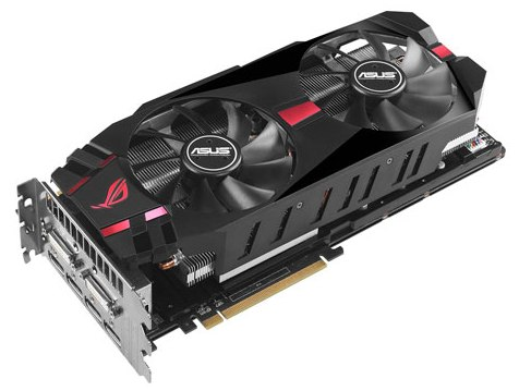 ASUS ROG MATRIX 7970