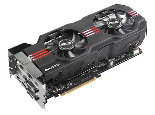 ASUS GeForce GTX 680 (GTX680-DC2-2GD5)