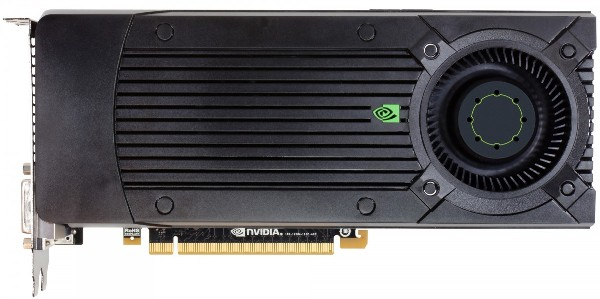 NVIDIA GeForce GTX 650 Ti Boost Edition