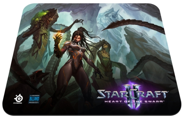 SteelSeries StarCraft II: Heart of the Swarm Kerrigan Editon