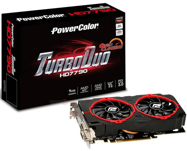 PowerColor TurboDuo HD7790