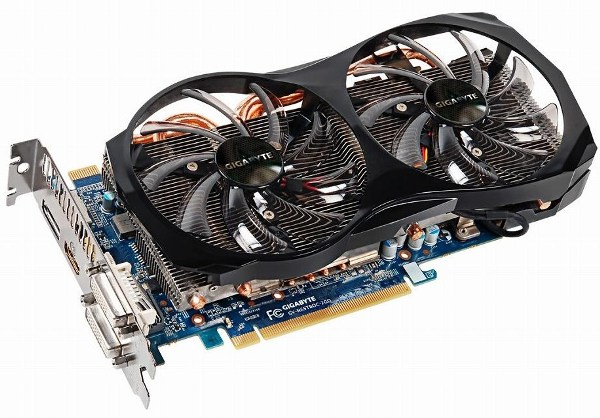 GIGABYTE GeForce GTX 650 Ti Boost