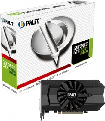 Palit GeForce GTX 650 Ti BOOST