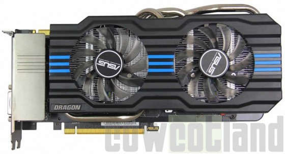 ASUS GeForce GTX 660 Ti Dragon Edition