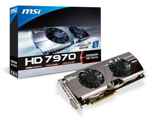 MSI R7970 TF 3GD5 BE