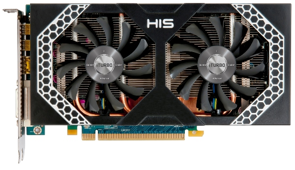 HIS 7850 iPower IceQ X2