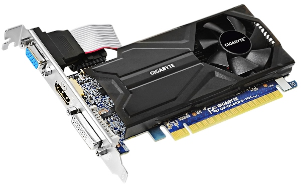 GIGABYTE GeForce GT 640