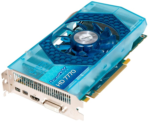 HIS 7770 IceQ X Blue