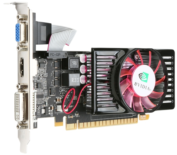 MSI GeForce GT 630