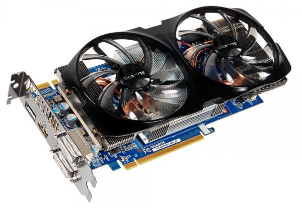 GIGABYTE GeForce GTX 660 Ti