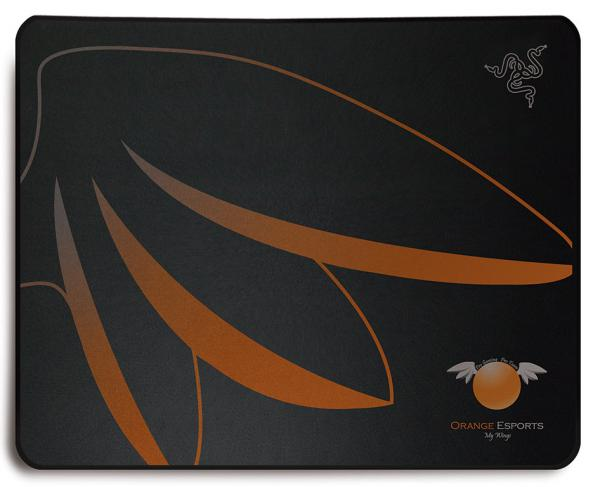 Razer Goliathus Orange Esports edition