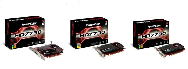 PowerColor Radeon HD 7730
