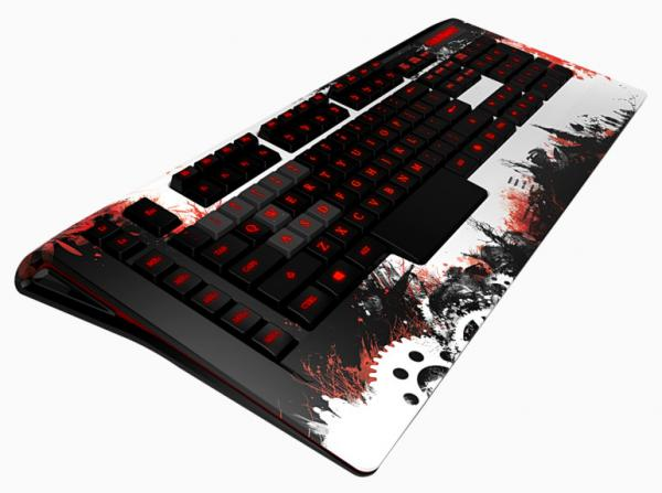 SteelSeries Guild Wars 2 Gaming Keyboard
