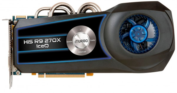 HIS Radeon R9 270X IceQ Boost Clock