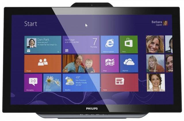 Philips 231C5 SmoothTouch
