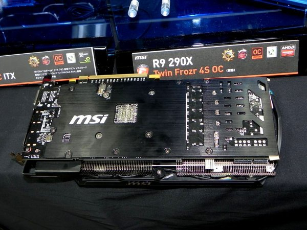 MSI Radeon R9 290X GAMING TwinFrozr 4S