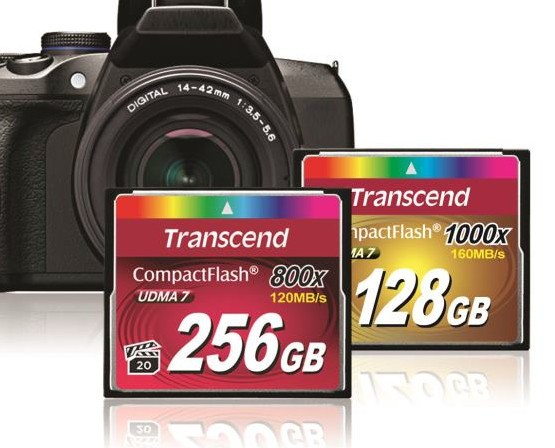Transcend 800x Compact Flash