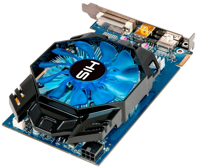 HIS R7 260 iCooler 1GB GDDR5