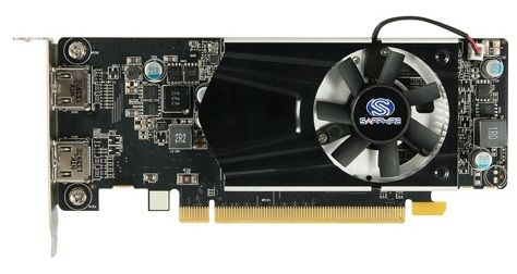 SAPPHIRE Radeon R7 240 Low Profile with Boost