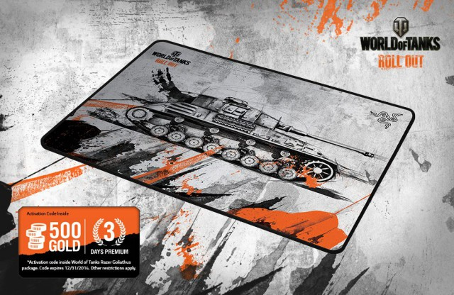 World of Tanks Razer