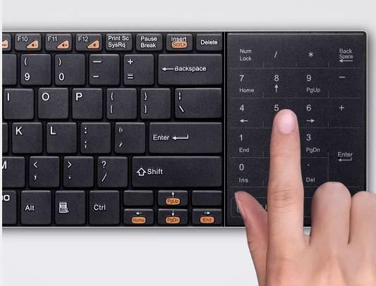 Как с беспроводной клавиатуры сделать проводную