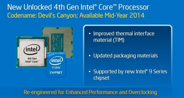 Intel Devils Canyon