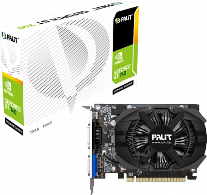 Palit GeForce GT 740