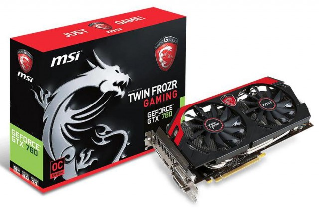 MSI GeForce GTX 780 GAMING