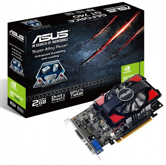 ASUS GeForce GT 740
