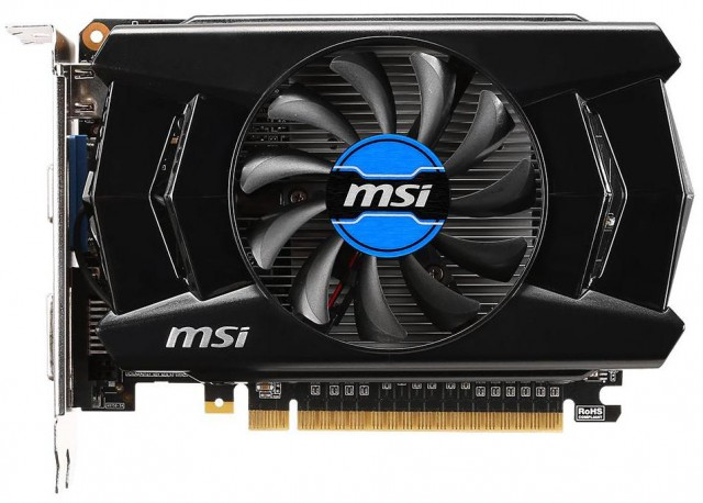 MSI GeForce GT 740