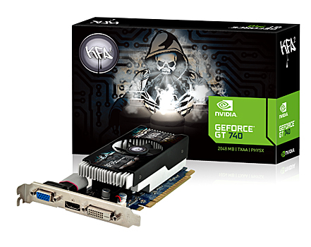 KFA2 GeForce GT 740