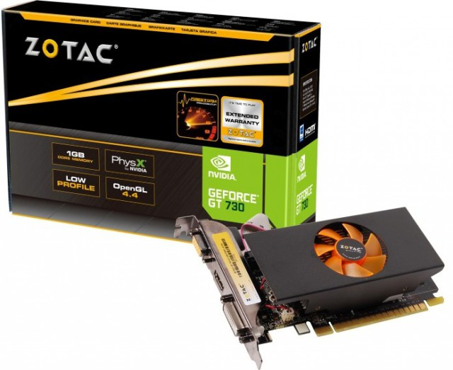 ZOTAC GeForce GT 730