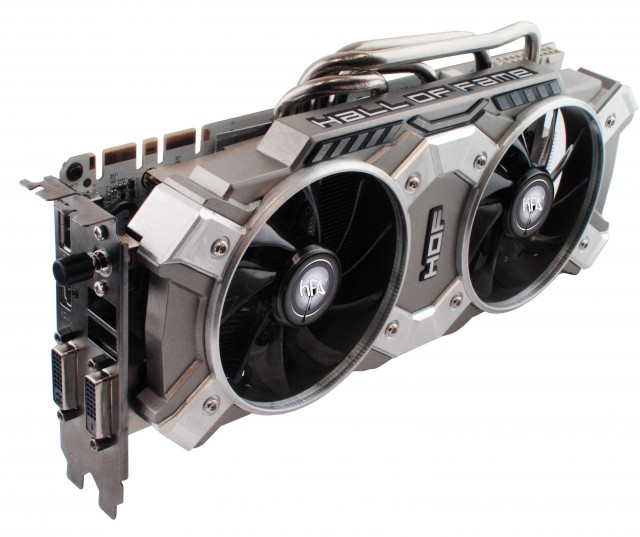 KFA2 GeForce GTX 780 HOF OC+