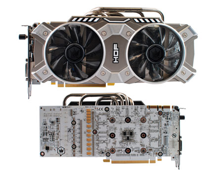 KFA2 GeForce GTX 780 HOF+ 3GB