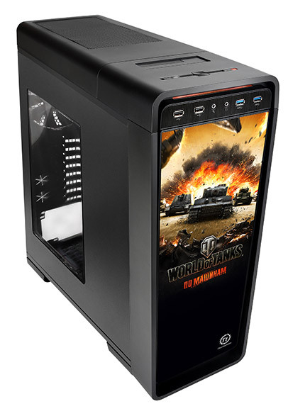 Thermaltake Urban S71 World of Tanks Edition