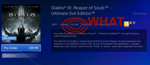 Diablo 3: Reaper of Souls Ultimate Evil Edition