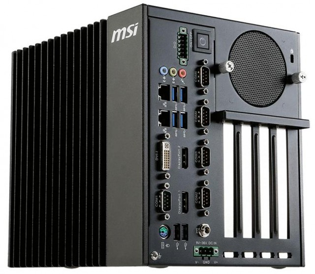 MSI KingBOX MS-9A66
