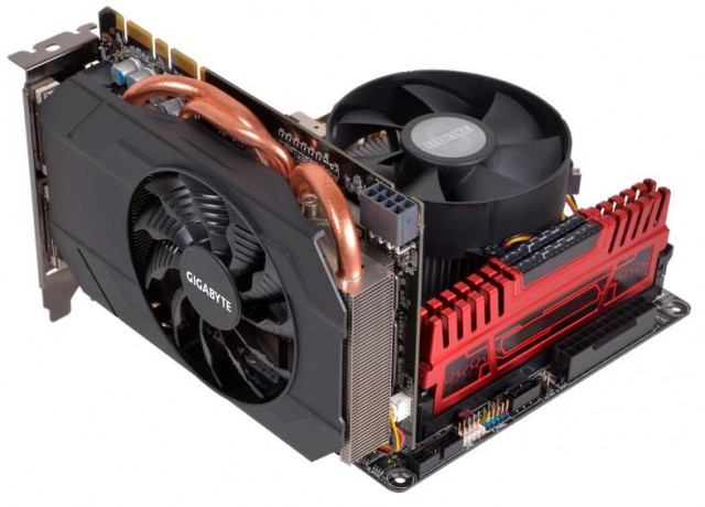 GIGABYTE GeForce GTX 970 (GV-N970IXOC-4GD)