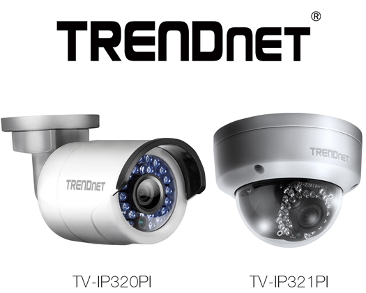 TRENDnet TV-IP320PI TV-IP321PI