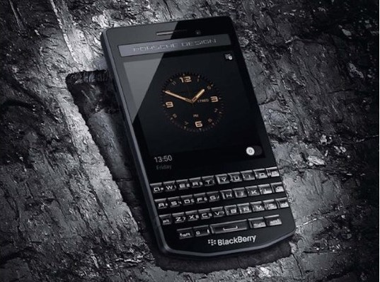BlackBerry P9983 Graphite