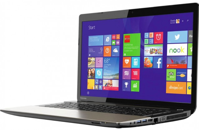 Toshiba Satellite S75-B7248