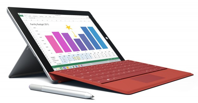 Microsoft Surface 3