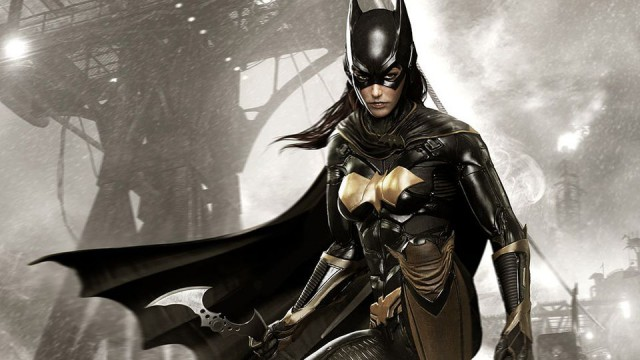 Batgirl: A Matter of Family