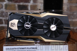 ASUS GOLD20TH GTX980TI PLATINUM
